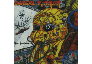 Unreal Terror - Hard Incursion [CD]