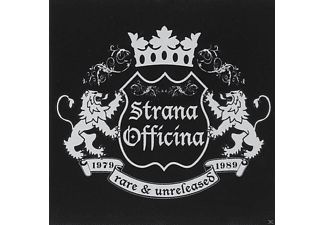 Strana Officina - Rare And Unreleased - (CD)