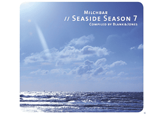 VARIOUS - Milchbar Seaside Season 7 (Deluxe Hardcover Packag) [CD]