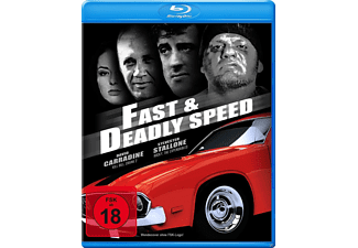 Fast & Deadly Speed [Blu-ray]