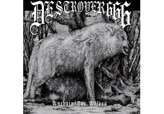 Destroyer 666 - Unchain The Wolves (Re-Release Digipak Incl.Poster) - (CD)
