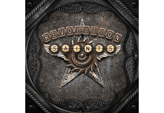 Revolution Saints - Revolution Saints (CD)