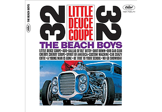 The Beach Boys - Little Deuce Coupe - Mono-Stereo (CD)