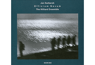 Jan Garbarek, The Hilliard Ensemble - Officium Novum (CD)
