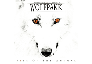 Wolfpakk - Rise of the Animal (CD)