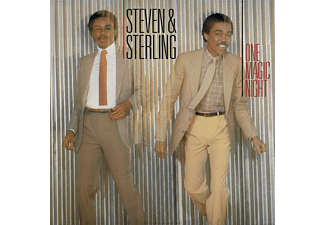 Steven & Sterling - One Magic Night - (CD)