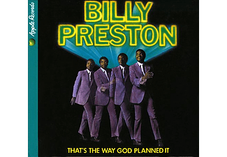 Billy Preston - That's The Way God Planned It (CD)