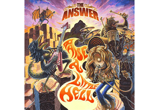 The Answer - Raise A Little Hell - Limited Digipak (CD)
