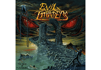 Evil Invaders - Pulses of Pleasure (CD)