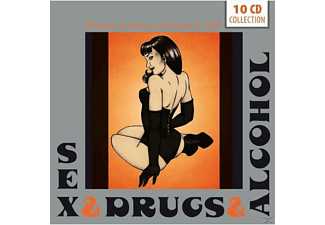 Various - Sex-Drugs-Alcohol - (CD)