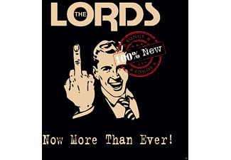 The Lords - How More Than Ever! - (CD)