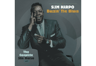 Slim Harpo - Buzzin' The Blues-The Complete Slim Harpo 5-CD - (CD)