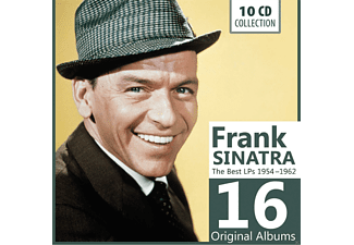 Frank Sinatra - 16 Original Albums-The Best Lps 1954-1962 - (CD)