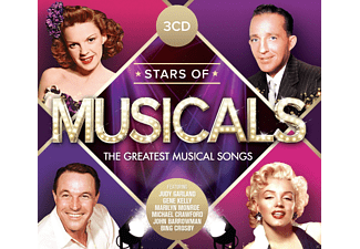 VARIOUS - Stars Of Musicals - (CD)