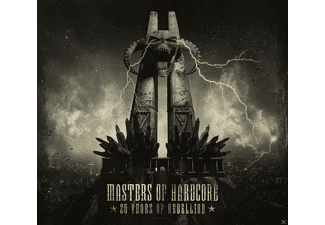 Various - Masters Of Hardcore 37 - 20 Years Of Rebellion | CD