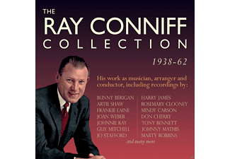 Ray Conniff - The Ray Conniff Collection 1938-1962 - (CD)