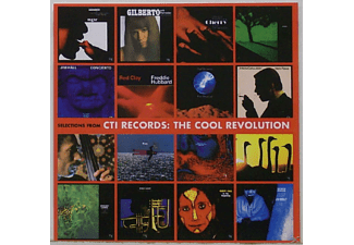 VARIOUS - Cti Records: The Cool Revolution [CD]