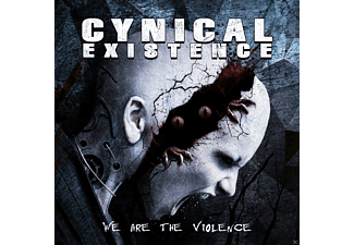 Cynical Existence - We Are The Violence - (CD)