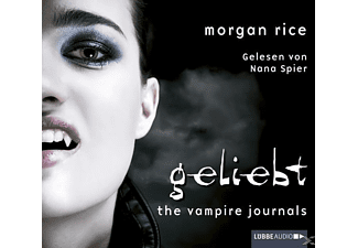 The Vampire Journals - Teil 2: Geliebt - 2 CD - Science Fiction/Fantasy/Mystery