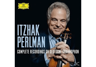 Itzhak Perlman - Complete Recordings On Dg (Ltd.Edt.) [CD]