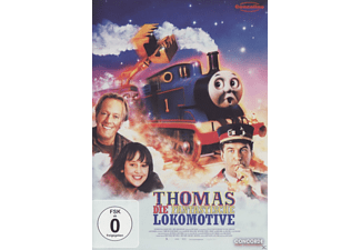 Thomas, die fantastische Lokomotive - (DVD)