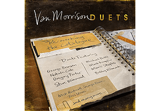 Van Morrison - Duets - Re-Working The Catalogue (CD)