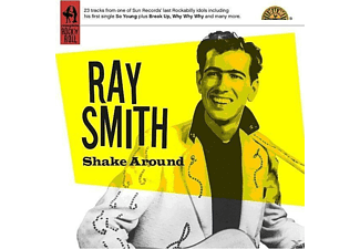 Ray Smith - Shake Around - (CD)