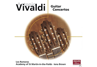 Romero - Guitar Concertos - (CD)