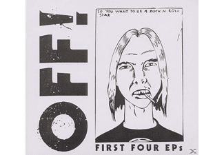 Off - First Four Eps (Cd) [CD]