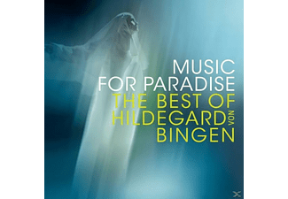 Benjamin Bagby, Barbara Thornton, Sequentia - Music for Paradise-The Best of Hildegard v.Bingen [CD]