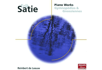 Reinbert De Leeuw - Best of Erik Satie - (CD)