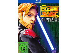 Star Wars: The Clone Wars - Staffel 5 - (Blu-ray)