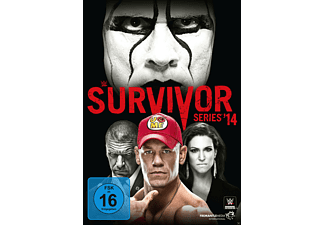 Survivor Series 2014 - (DVD)