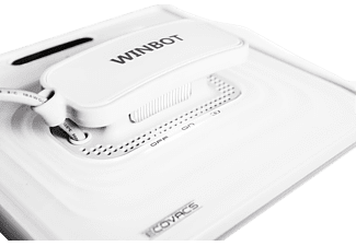 Ecovacs w730 winbot wei for Fensterscheibe bestellen