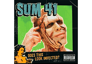 Sum 41 - Does This Look Infected? [CD]