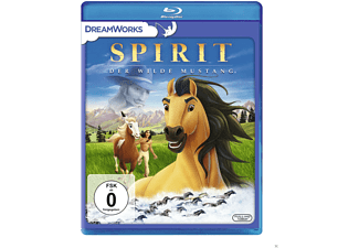 Spirit - Der wilde Mustang - Artwork-Refresh [Blu-ray]