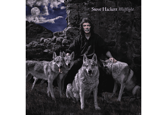 Steve Hackett - Wolflight [CD]