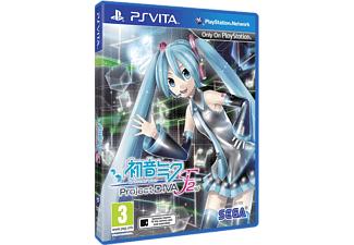 Hatsune Miku - Project Diva F 2nd PS Vita