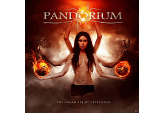 Pandorium - The Humanart Of Depression - (CD)