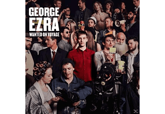 George Ezra - Wanted On Voyage (Deluxe) [CD + DVD]