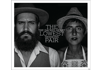 The Lowest Pair - The Sacred Heart Sessions [CD]
