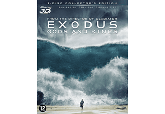 Exodus: Gods And Kings 3D | 3D Blu-ray