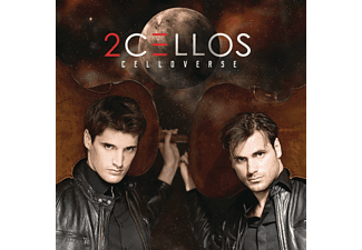 Two Cellos - Celloverse - (CD)