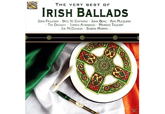 Various - The Very Best Of Irish Ballads [CD]