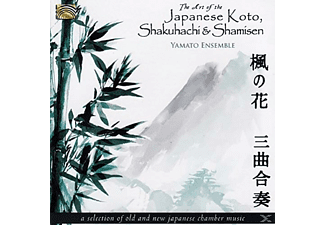 Yamato Ensemble - The Art Of The Japanese Koto, Shakuhachi & Shamisen - (CD)
