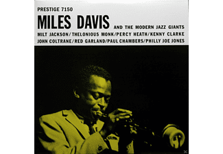 Miles Davis - Miles Davis And The Modern Jazz Giants [CD]