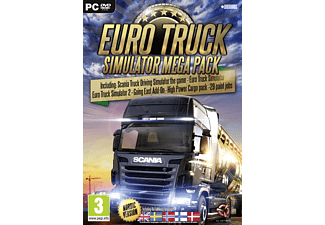 Euro Truck Simulator - Mega Pack PC