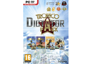 Tropico - Dictator Pack (Tropico 1-4) PC
