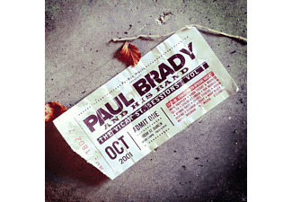 Paul Brady - Vicar St.Session Vol.1 - (CD)