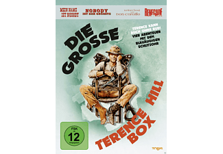 Die große Terence Hill-Box [DVD]